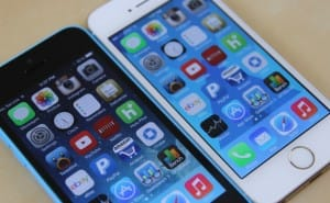 iPhone 5S vs 5C review for gift of Christmas future