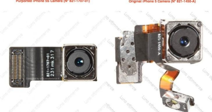 iPhone 5S with Dual-LED Flash reinforced