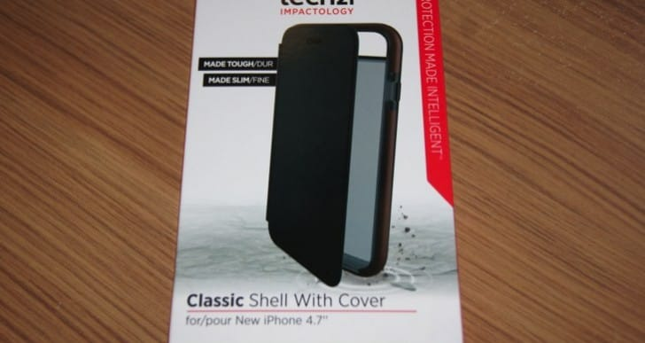 iPhone 6 Tech21 Case Classic Shell with Cover review