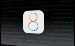 iPhone 6 desire with iOS 8 debut at WWDC