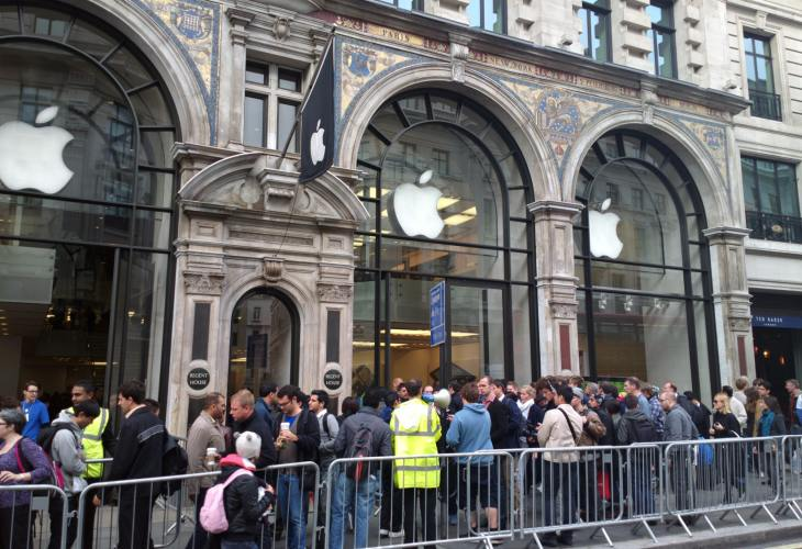 Apple Auto Sales >> iPhone 6 queue on release date or pre-order – Product Reviews Net