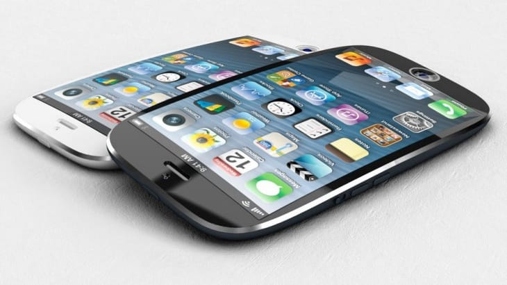 People look ahead to the iPhone 6 as Apple prepares to release the 5S and 5C.