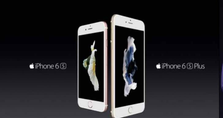 iPhone 6S UK release sparks O2 Recycle trade-in frenzy