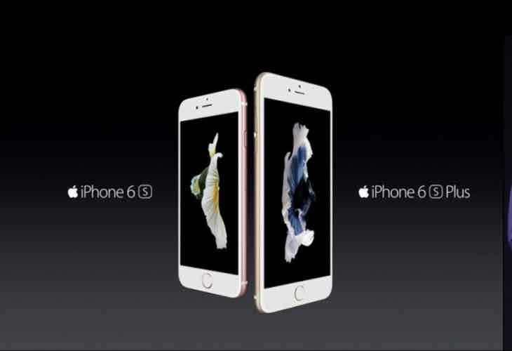 iPhone 6S UK release
