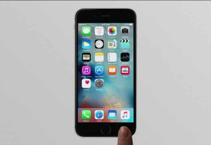 iPhone 6S brings 3D Touch shortcuts from iOS 9