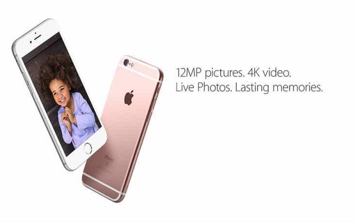 iPhone 6S plus compared to the Nexus 6P