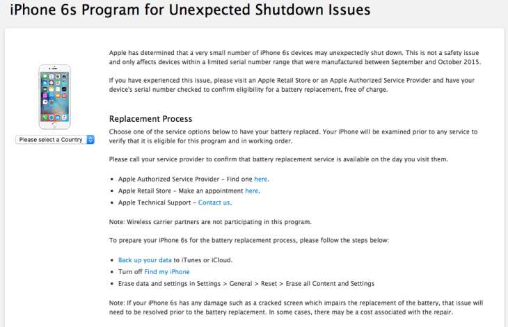 iphone-6s-repair-program-for-unexpected-shutdowns
