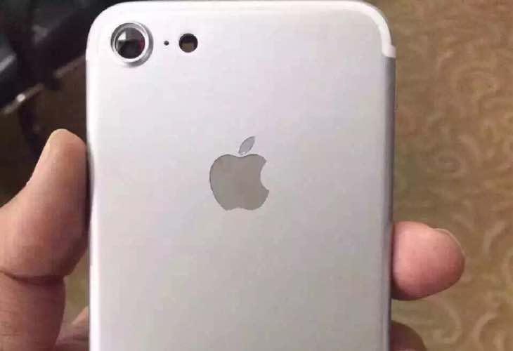 iPhone 7 camera design