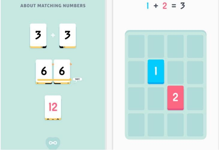 iPhone Game of the Year Threes