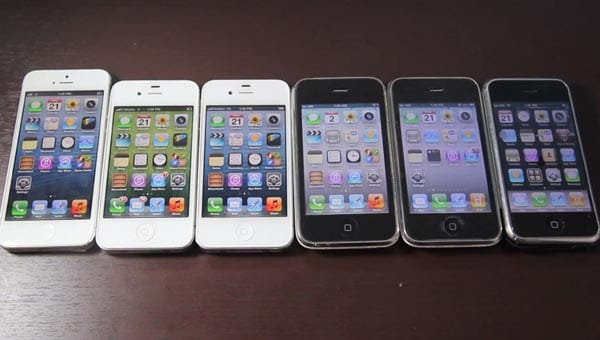 iPhone 5S features incremental plan for 2013