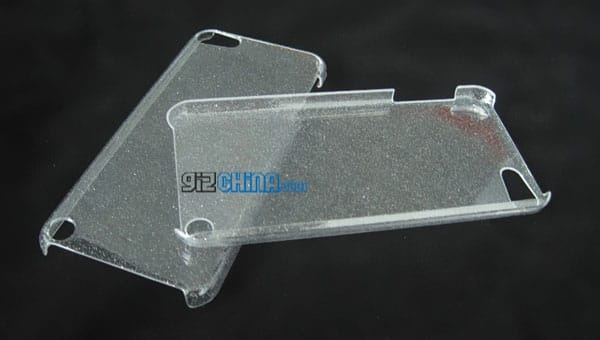 iPod touch 5G case points to new design
