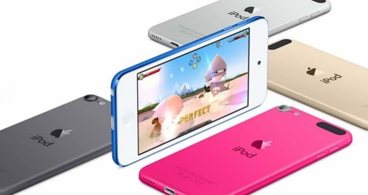 iPod touch 7th generation July 2016 release unlikely