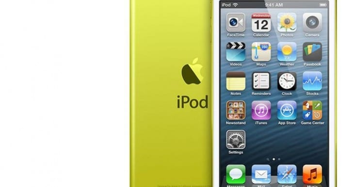 iPod touch 6th-gen patience after refresh