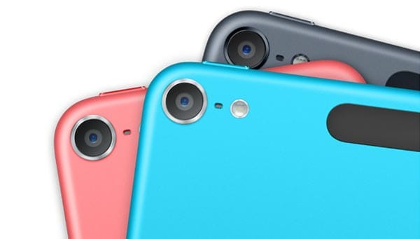 Apple on iPod touch 5G sensor absence