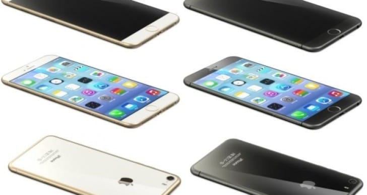 iPod touch 6G at new iPad event in Oct