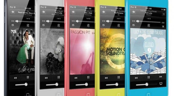 iPod touch 6th-gen release clues nonexistent