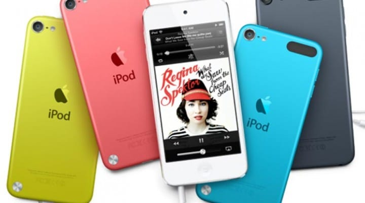 iPod touch 6th generation traditional release still on