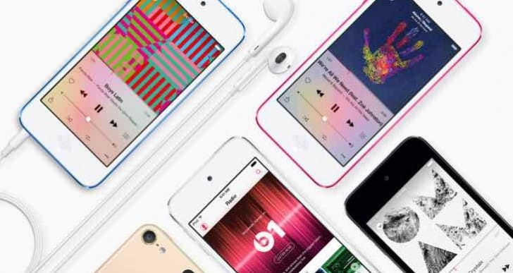 Could new iPod touch be base for smaller iPhone 6C?