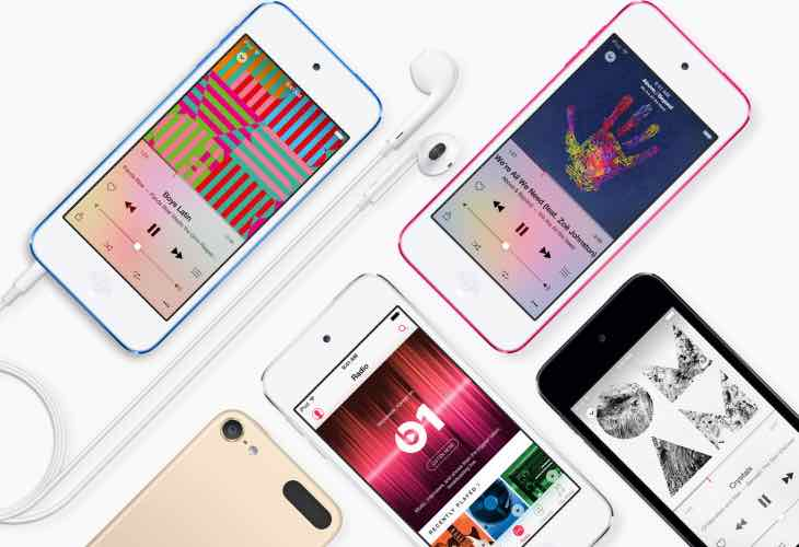 iPod touch could be the iPhone 6C