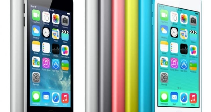 iPod touch vs. iPod nano for specs and review