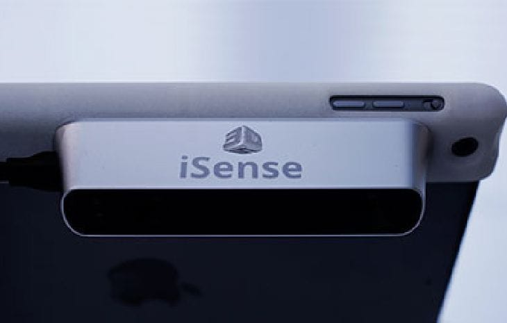 iSense-3D-Scanner