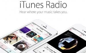 Apple iTunes Radio set for imminent UK launch