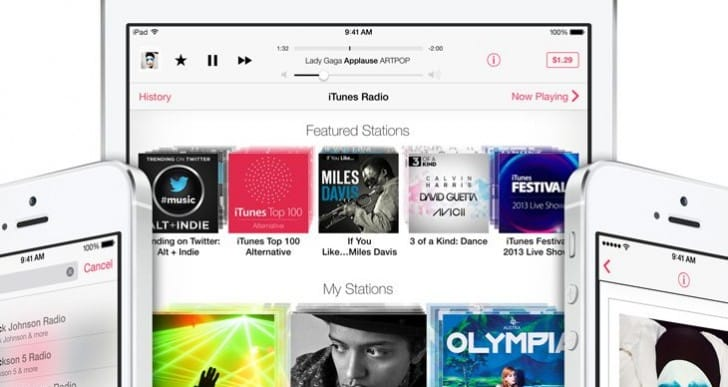 iTunes Radio UK availability impatience, Australia now live