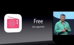 iTunes Radio in iOS 7 vs. Pandora, Spotify