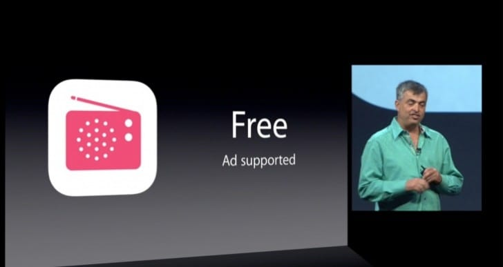 iTunes Radio in iOS 7 vs. Pandora, Spotify