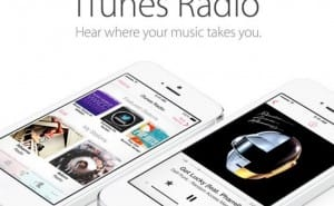 iTunes Radio problems with not showing