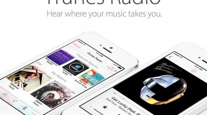 iTunes Radio dedicated app for iOS 8?