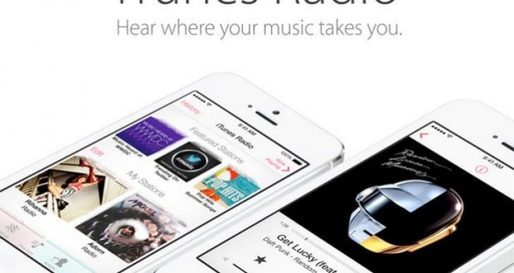 iTunes Radio dedicated app for iOS 8?