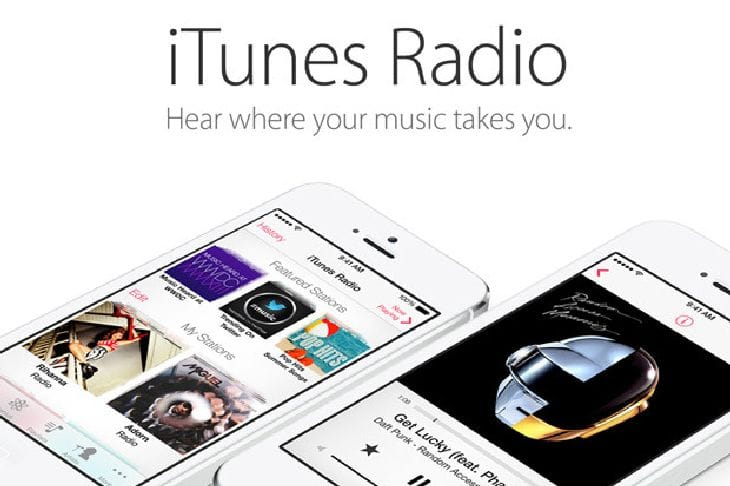 Apple iTunes Radio set for imminent UK launch