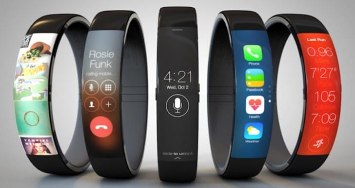 iWatch features in new Apple patent filing