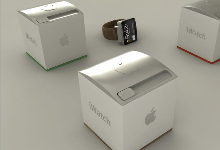 iWatch could compel early iPhone 5S release
