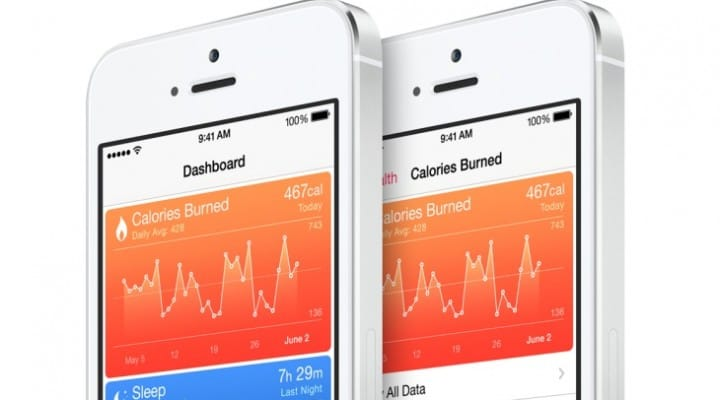 More iWatch release hints, HealthKit lays groundwork