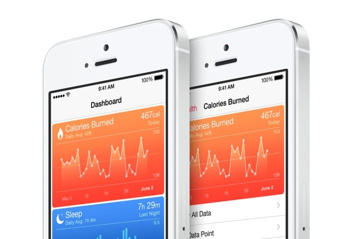iWatch release hinted, HealthKit lays groundwork