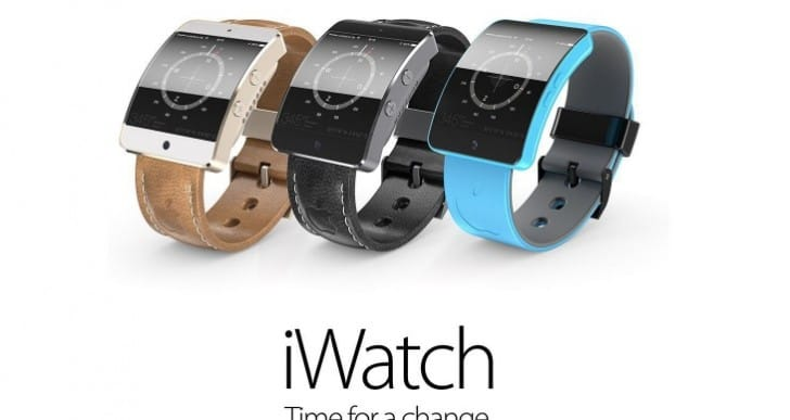 iWatch clues today, release date later