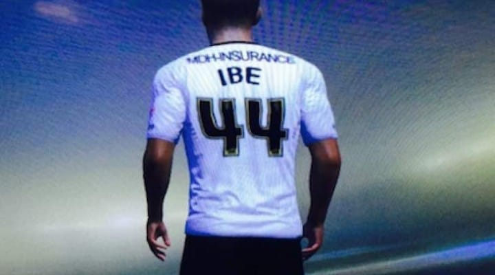 Jordon Ibe FIFA 15 update for Liverpool FC