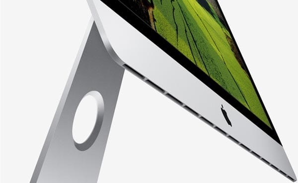 iMac 2012 storage options preceding release date