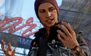 inFAMOUS: Second Son screenshots arrive including leaked footage