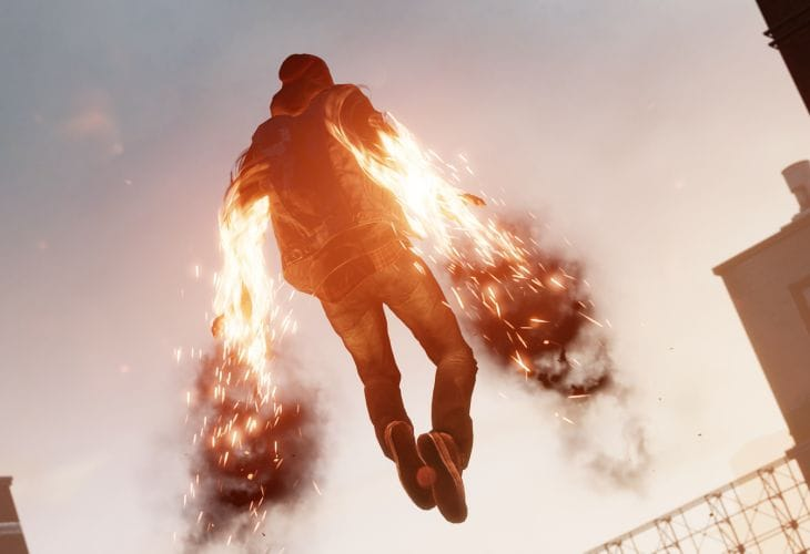inFAMOUS Second Son screenshots arrive including leaked footage