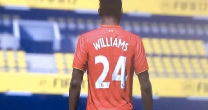 Inaki Williams in LFC shirt for surprise January transfer