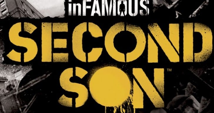 inFamous Second Son PS4 discount spotted