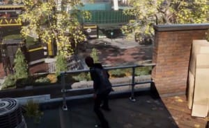 PS4 graphics showcased with Infamous Second Son
