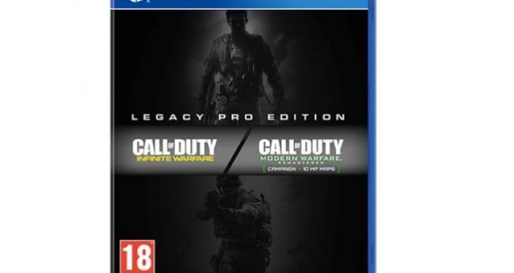 COD Infinite Warfare Legacy Pro GAME pre-order bonus