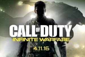 COD Infinite Warfare Co-Op only in Zombies mode