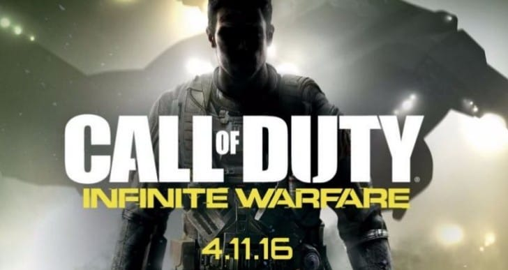 Infinite Warfare live stream time today for gameplay
