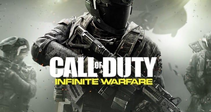 Infinite Warfare MP28, Model 2187, MiniLMG, Barret 50CAL leaked