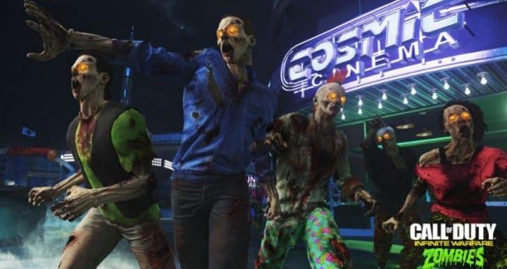 COD Infinite Warfare zombies feature list so far